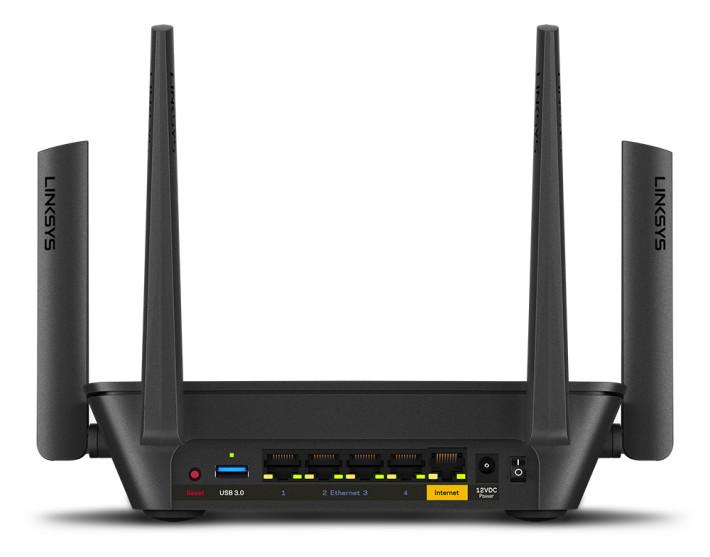 提供 1 組 GbE WAN 及 4 組 GbE LAN,方便高速連接更多網絡產品。