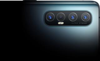 Reno3 Pro 由OIS及EIS共同運作的Ultra Steady 2.0「影片超級雙防手震」,令拍片時更為穩定。