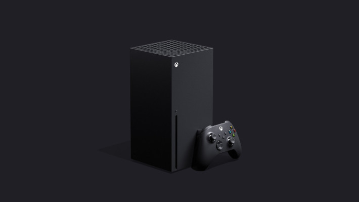 Xbox Series X 和新的無線控制器