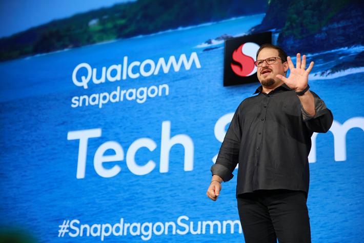 Qualcomm 總裁 Cristiano Amon 指與 Apple 合作盡快推出 5G iPhone 成為 Qualcomm 的首要任務