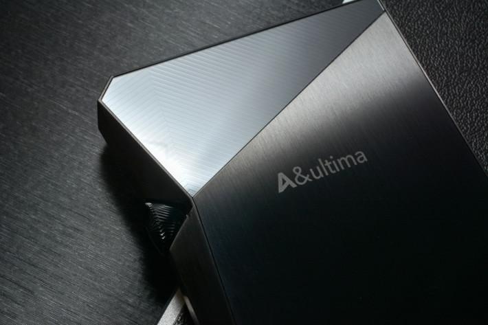 A&K 另一部旗艦高清播放機 SP2000,黑鋼版本初現真身。