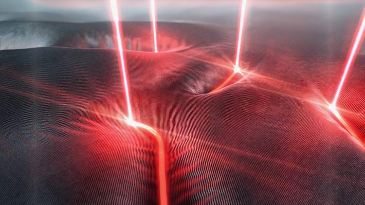 Laser Fused 技術,將布料無縫結合,因此不會為布料留下任何縫合針孔。
