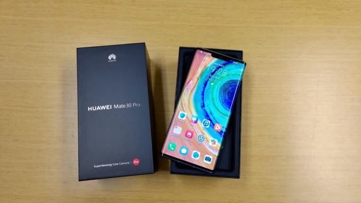 mate 30 系列開始 Hauwei 手機已經不能再使用 Google 服務