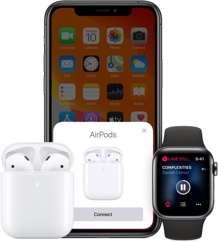 iPhone 與 AirPods 捆綁推銷的話,可以吸引未購買無線耳機的用戶。