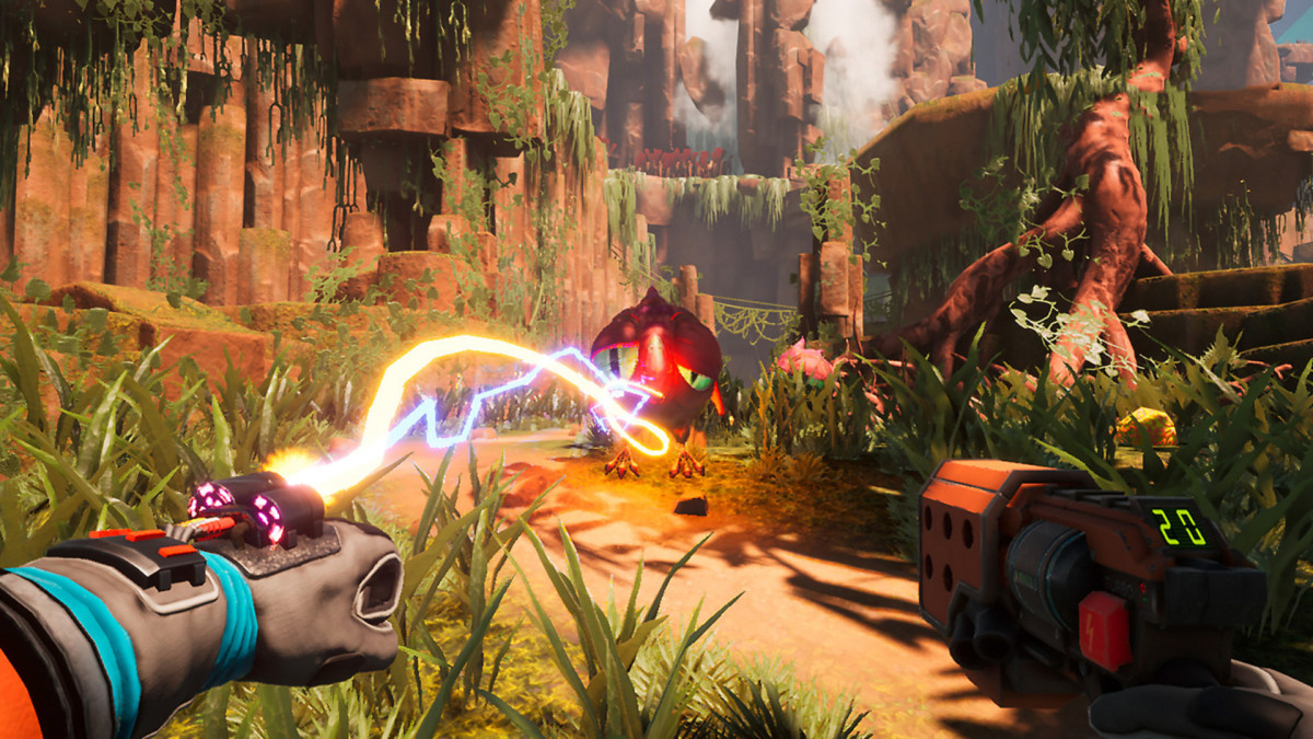 隨玩家進度發展,可解鎖更多元化的道具擊殺敵人