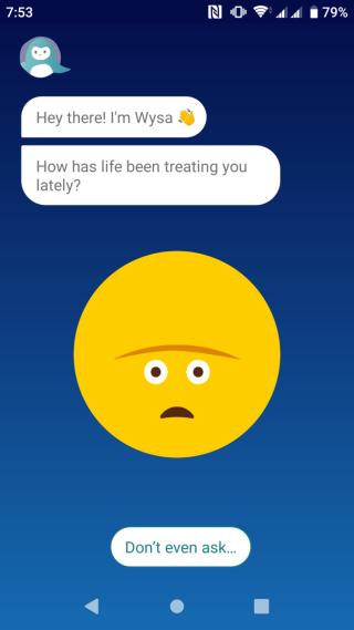 配合圖像及讓使用者表達情緒。