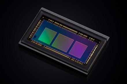 新開發的高解像度 AF 感應器
