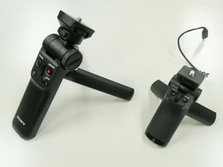 GP-VPT2BT 的就加長了手把的長度,讓用家可以握得更穩更舒適