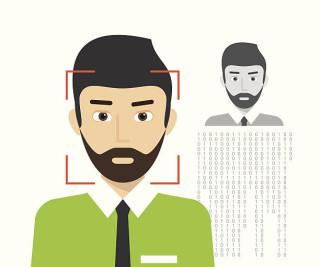 系統會把鏡頭前的人臉拍低作為比較,程式把相片轉為數據。