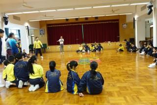 具備新元素的課堂,吸引學生外,也吸引教師。李副校長表示,其他教師現時會前來參觀,此類新教學方式的課堂。