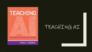 《Teaching AI》令Eric Sir思維上有所改變,立意為學生建構AI課程。