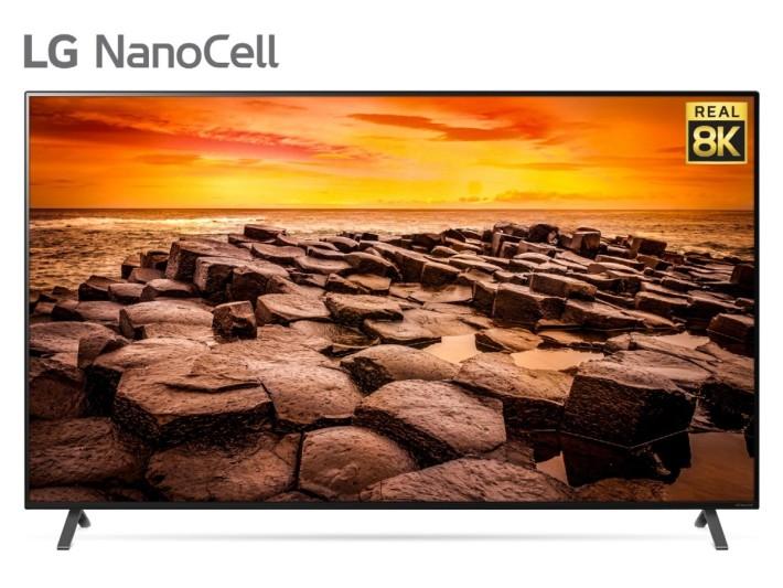 .NanoCell 8K 電視無論在型號和尺寸都有較多選擇,但全屬 65 吋以上大畫面型號。