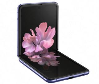 Galaxy Z Flip 的機身圍邊似乎會較厚,為摺疊屏幕提供更佳保護。