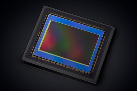 Canon 自家研發的 2010 萬像素 35mm 全片幅 CMOS