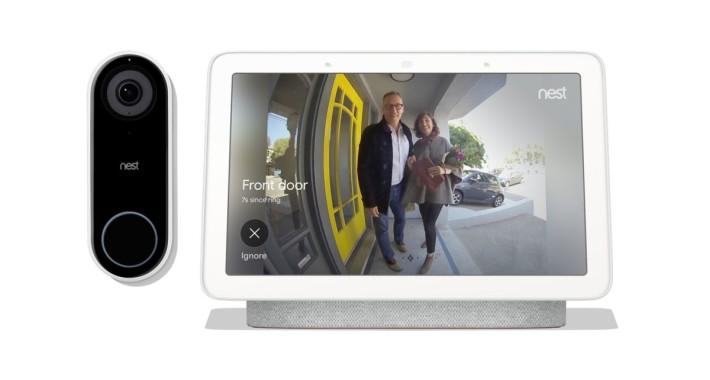 支援 Google Home 的 IP Cam 可以連接 Google 帳戶,在 Google Nest Hub 上觀看鏡頭影像。