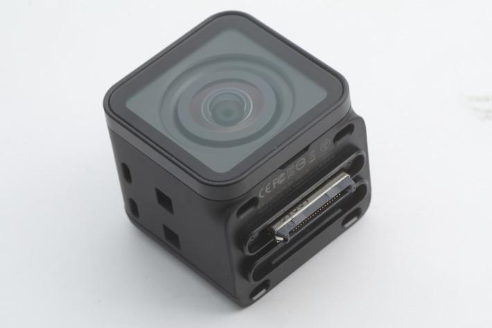 4K 廣角鏡頭模組(16.4mm f/2)