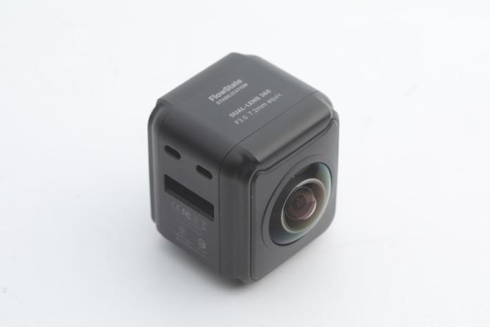360° 全景鏡頭模組(7.2mm f/2.8)