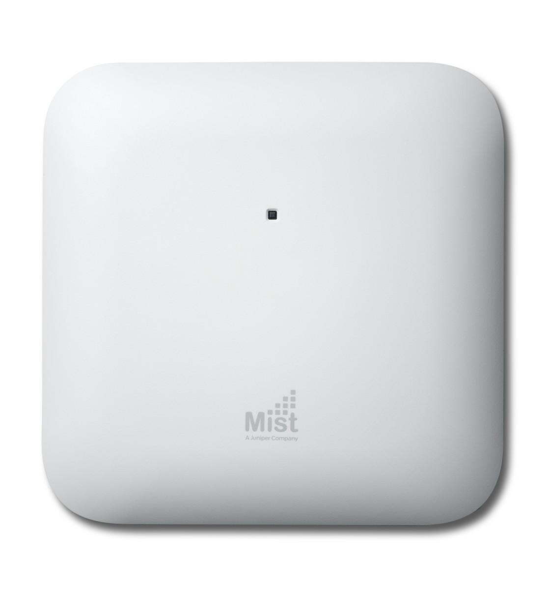Mist AP43 集齊網絡保證(Wi-Fi Assurance)、虛擬助手Marvis、流動設備互動(Mobile Engagement)及檢視資 產(Asset Visibility)功 能,無論是支援、體驗、資源等都能得到有效處理,令管理無線網絡工作變得輕鬆簡單。
