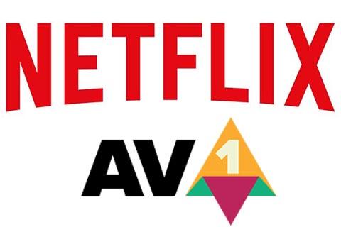 Netflix 會使用全新的 AV1 格式來播放串流影像