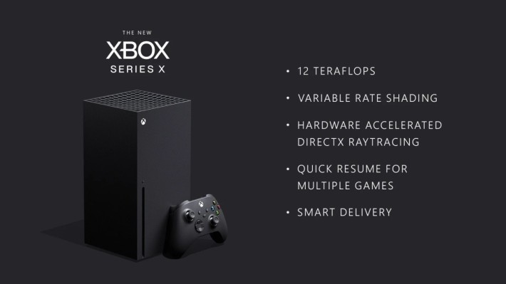 Xbox Series X 主要規格