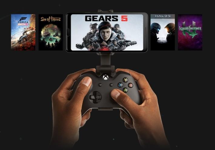 現時 Windows 和 Android 平台預覽可玩的遊戲雖然超過 50 款,不過 iOS 平台上能玩的只有《 Halo 5 》一款。