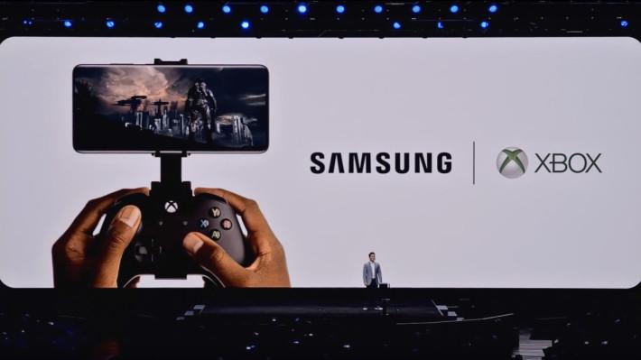 Samsung 亦正與 Xbox 在雲端遊戲串流上進行合作,詳情稍後公布。