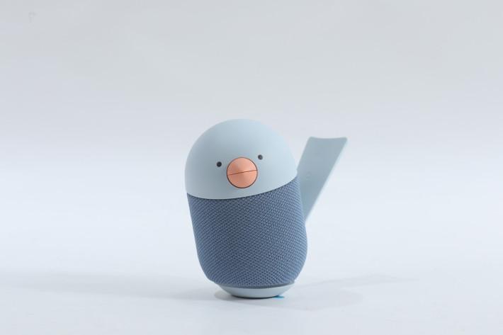 Libratone Bird 由丹麥設計,外觀十分有趣。