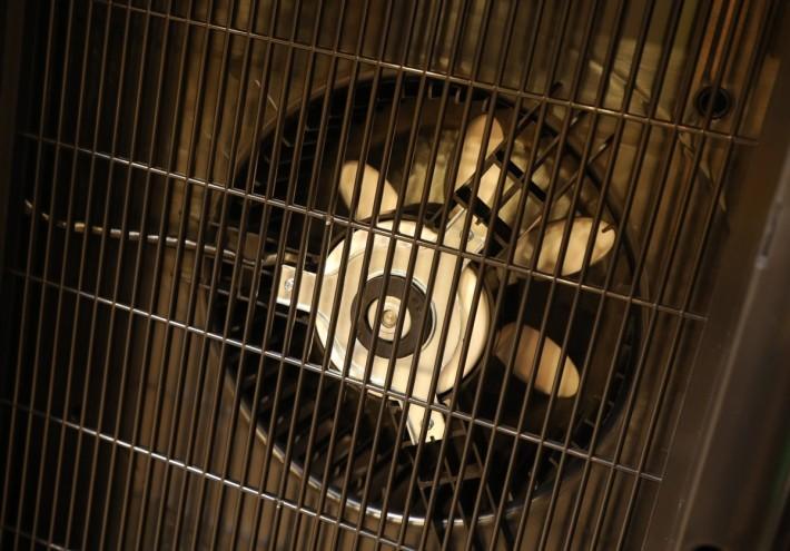 採用大功率風扇以增加有效範圍