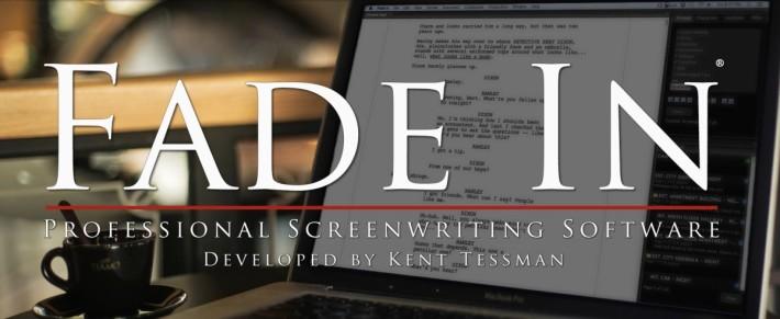 《 Fade In 》是其中一款流行的編劇軟件,同時提供實時協作和流動編劇等功能。