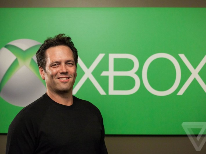 Xbox 負責人 Phil Spencer