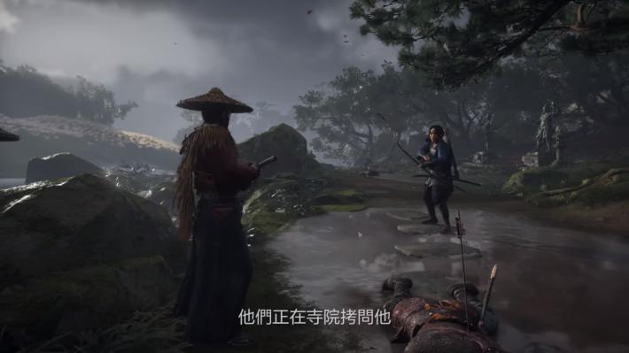 女藝武者 Masaka 將和玩家一同踏上這段旅程