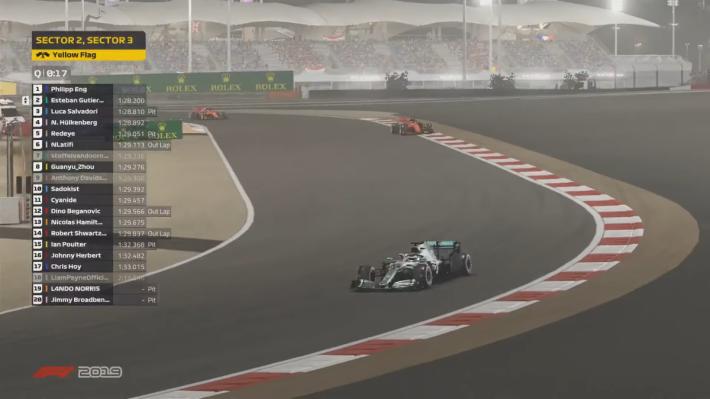 比賽會有一些調整,以拉近專業車手和明星們在駕駛實力的差距