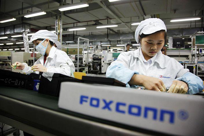 郭台銘指富士康中國廠房的復工進度超乎預期和想像。
