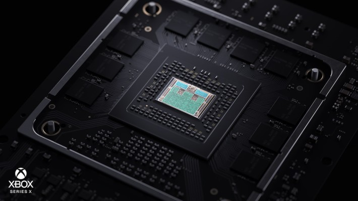 客製化的 SoC 內藏 Zen 2 CPU 和 RDNA 2 GPU 。