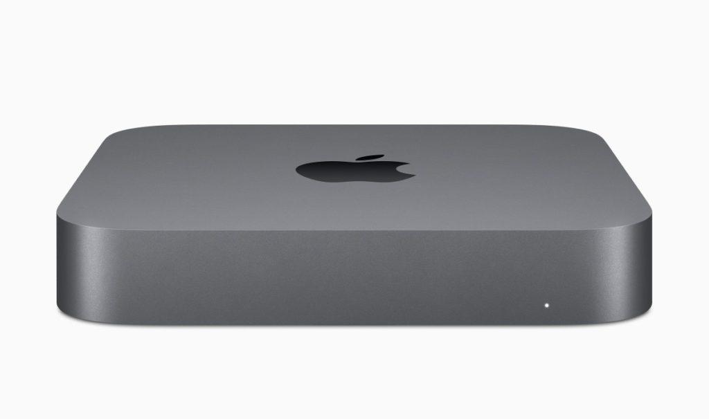 EC2 Mac 採用 Mac mini,通過 AWS Nitro System 連接去管理。