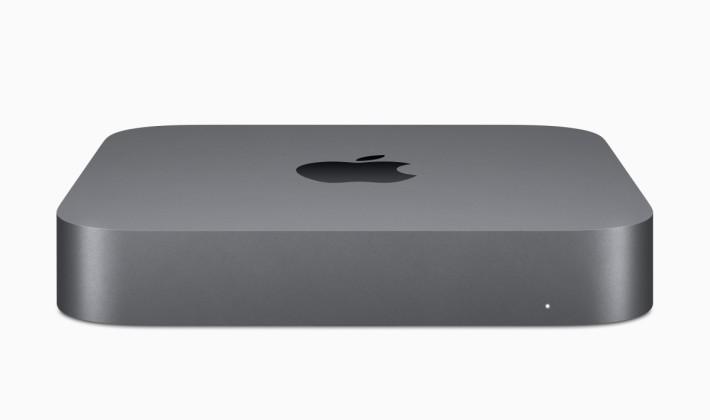 Mac mini 上一次更新是 2018 年底,今年更新很正常。