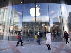 Apple 门市 4 月陆续复工 ?