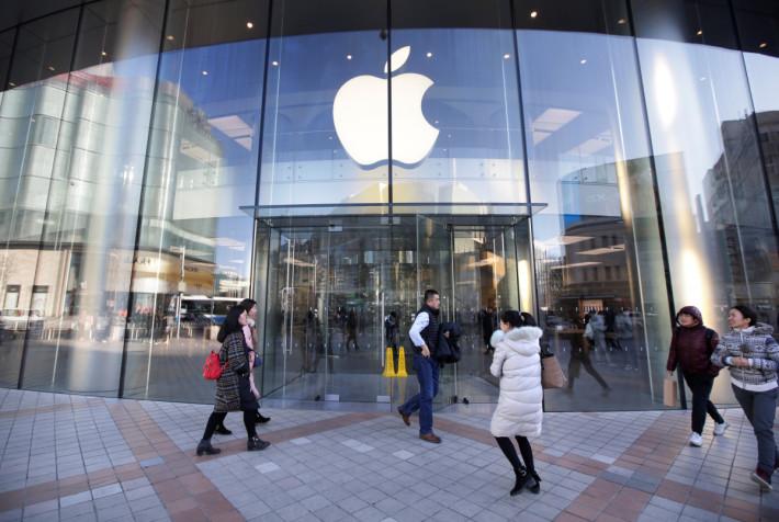 2 月份 iPhone 在中國售出少於 50 萬台, Apple 更取消發表 3 月份的財預指引。