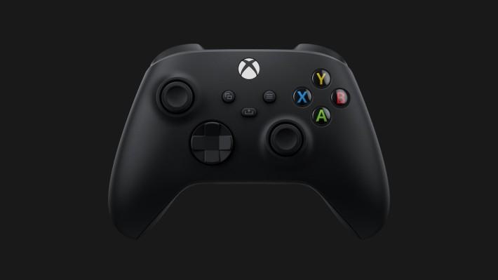 新設計的 Xbox Series X 手掣