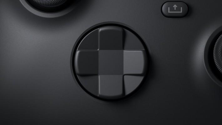 重新設計的 D-Pad 十字掣,讓玩家可以更準確地按壓對角方向和滑動操作。