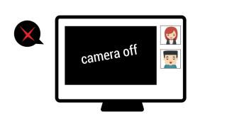 關掉攝影機