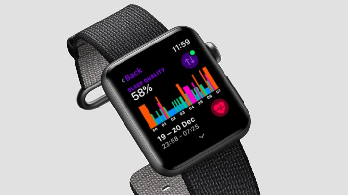 Apple Watch 將加入睡眠監察功能