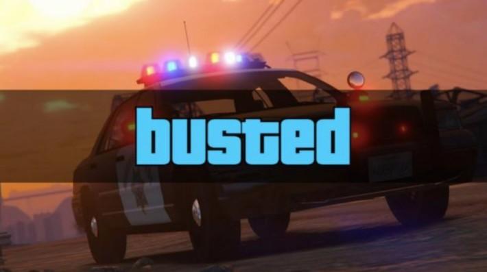 蘭開郡警方於 Twitter 中附有《 GTA V 》被逮的遊戲截圖,引起不少玩家的共鳴