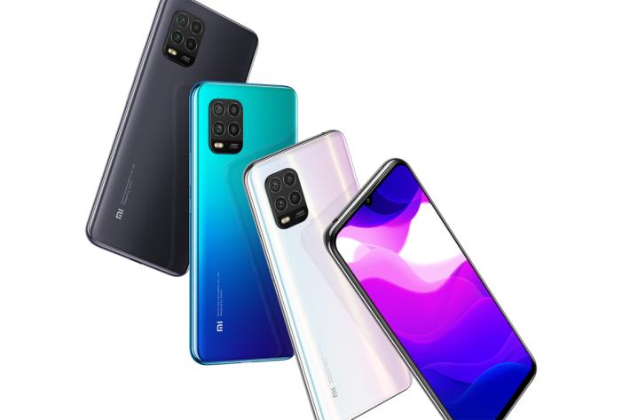 小米10 Lite 是平價的 5G 手機。