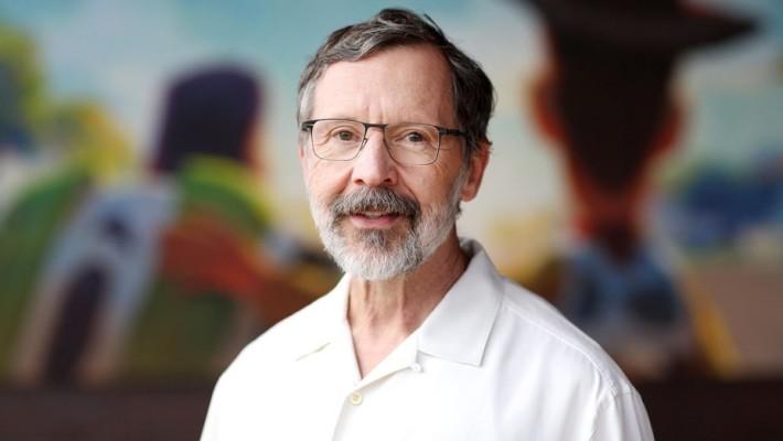 Edwin Catmull 為 Pixar 聯合創辦人,奠下電腦 3D 動畫基礎。
