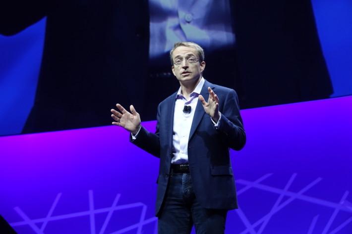 Pat Gelsinger 稱,支援 K8s 為 VMware 的新時代。