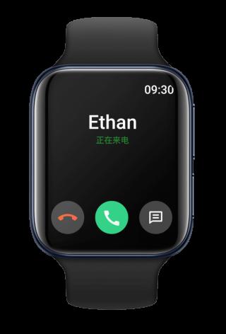 除了有 eSIM 支援一號雙終端之外,還與國內三大電訊商合作提供獨立號碼,不用帶手機也能接聽電話。