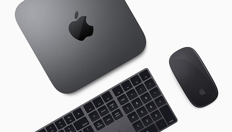 採用 M1 處理器的 Mac Mini 效能淩駕同級的 Intel 處理器產品