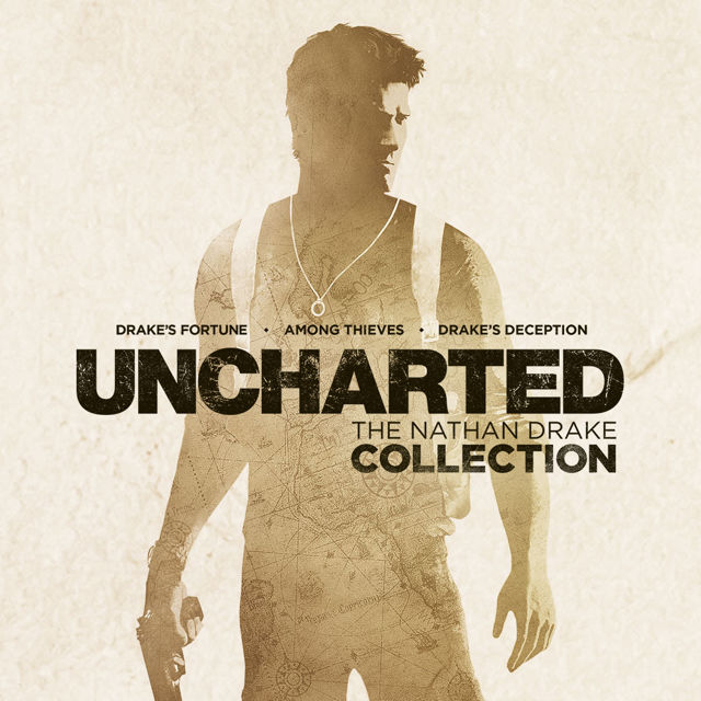 《 UNCHARTED: The Nathan Drake Collection PlayStation Hits 》包含了三款遊戲《 UNCHARTED: Drake's Fortune 》、《 UNCHARTED 2: Among Thieves 》和《 UNCHARTED 3: Drake's Deception 》的單人故事模式