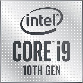 10th Core i9 Logo正式登場。